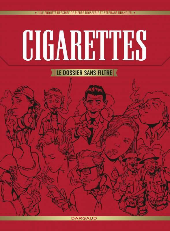 cigarette sans filtre