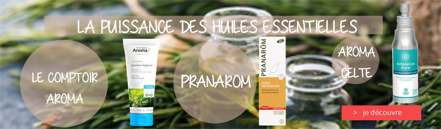 aromatherapie decouverte
